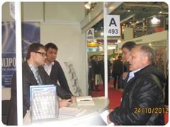 Международная выставка PCVEXPO 2012